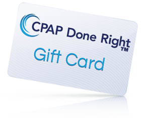 CPAP Gift Card